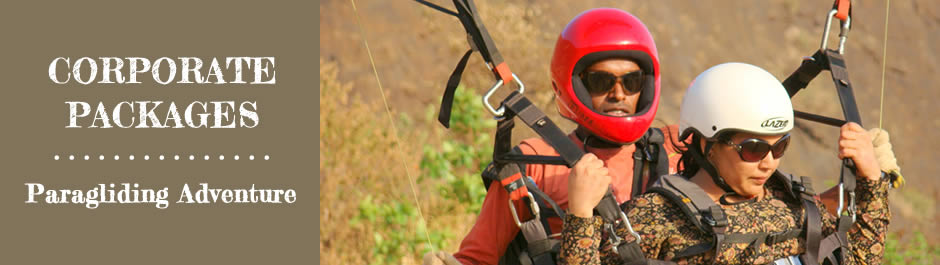 CORPORATE PACKAGES - Paragliding Adventure
