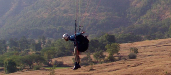 Paragliding 3 day