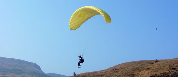 Paragliding 4 day
