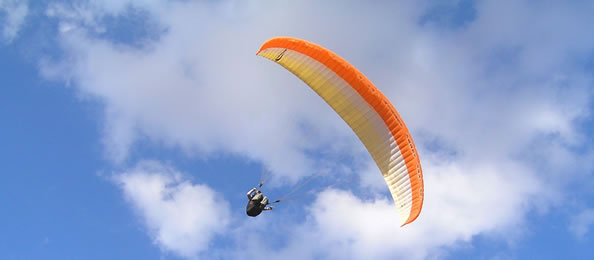 Paragliding 5 day