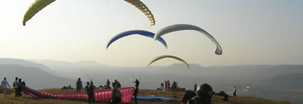 Nirvana Paragliding Adventure